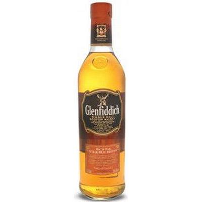 Glenfiddich 14 YO Rich Oak Single Malt 40% 70 cl