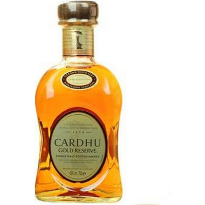Cardhu Gold Reserve Speyside Single Malt 40% 70 cl