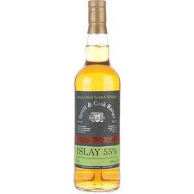 Spirit & Cask Islay 55 Single Malt Scotch 55% 70 cl