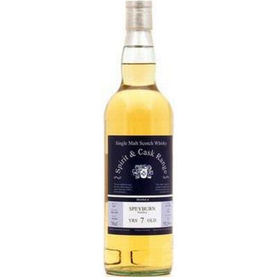 Spirit & Cask Speyburn Sherry 7 YO 55.5% 70 cl