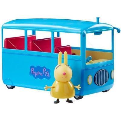 Character Peppa Pig School Bus