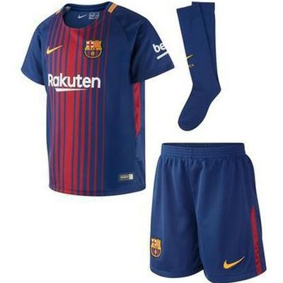 Nike Barcelona FC Home Jersey Kit 17/18 Youth