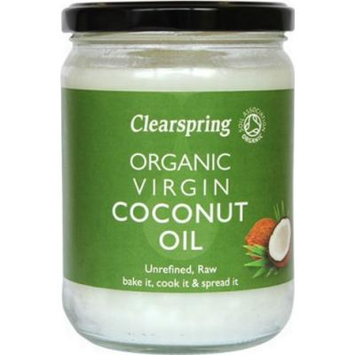 Clearspring Coconut Oil 400g