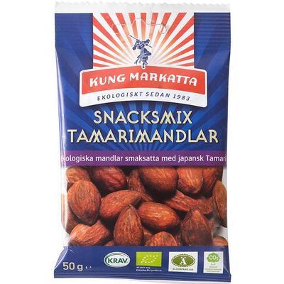Kung Markatta Snacksmix Tamarimandlar 50g