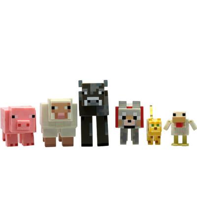 Character Minecraft Tame Animal Pack