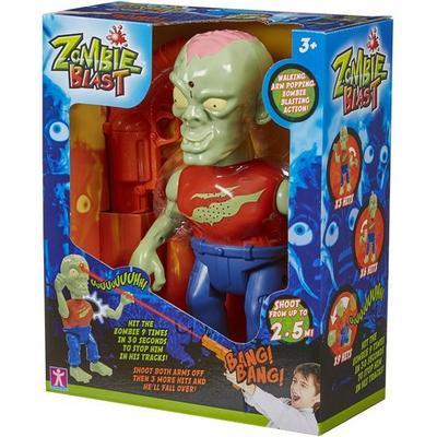Character Zombie Blast Playset