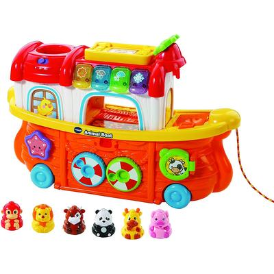 Vtech Toot Toot Animal Boat