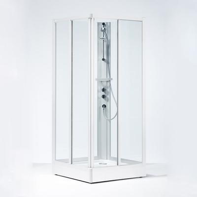 Ifö Solid SKH VK Shower Cabin Duschkabin 800x800mm