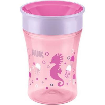 Nuk Magic Cup Rosa Seahorse 250ml