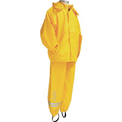 Mikk-Line PU Rainwear Basic Set - Yellow (3330-610)