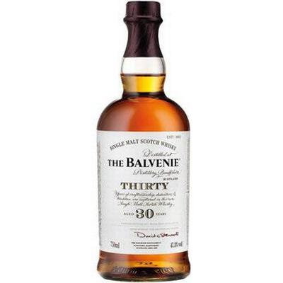 The Balvenie Balvenie 30 YO Speyside Single Malt 47.3% 70 cl