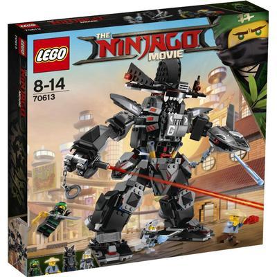 Lego The Lego Ninjago Movie Garma Mecha Man 70613