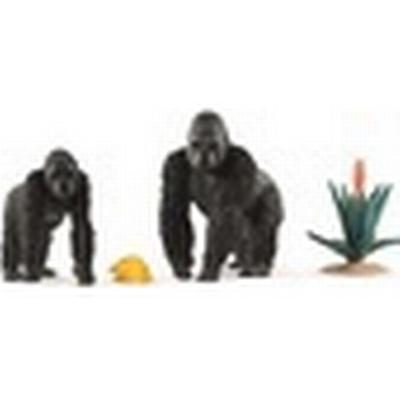 Schleich Gorillas Foraging
