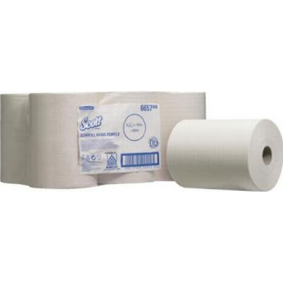 Scott Slimroll Hand Towel 165m 6-pack