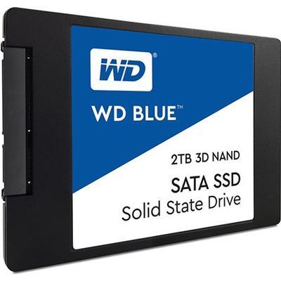 Western Digital Blue 3D Nand WDS250G2B0A 256GB