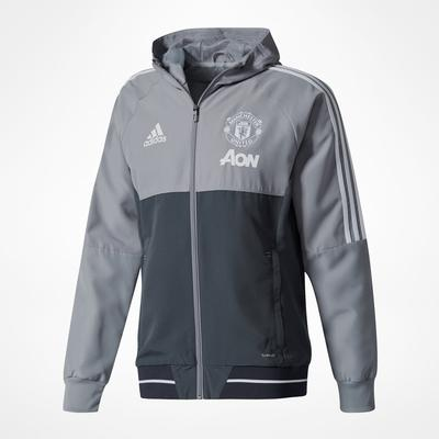 Adidas Manchester United Pre Match Jacket Sr
