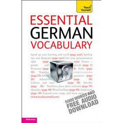 Essential German Vocabulary (Pocket, 2010)
