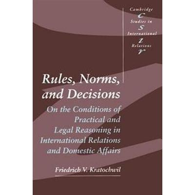 Rules, Norms, and Decisions (Pocket, 1991)