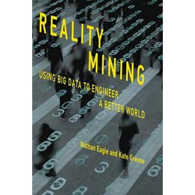 Reality Mining (Häftad, 2016)