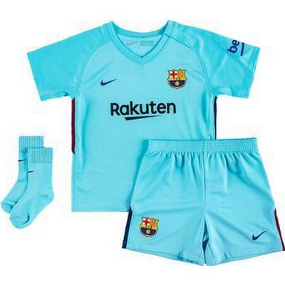 Nike Barcelona FC Away Jersey Kit 17/18