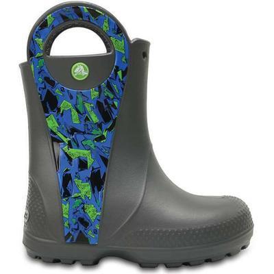 Crocs Handle It Graphic Boot Slate Grey (204839)