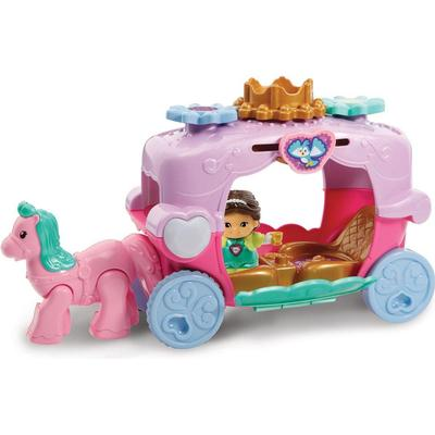 Vtech Toot Toot Friends Kingdom Princess Lily & her Carriage