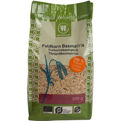 Urtekram Basmatiris Full grain 500g