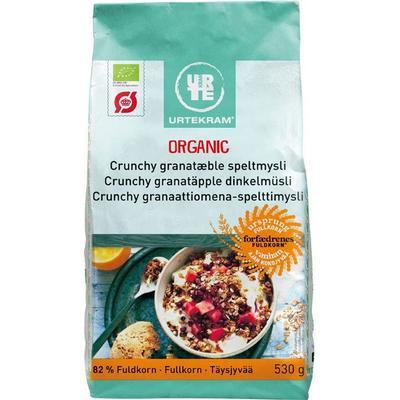 Urtekram Müsli Crunchy Pomegranate 530g