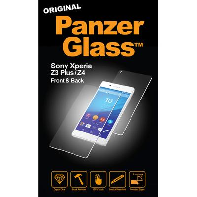 PanzerGlass Screen Protector Front/Back (Xperia Z3 Plus/Z4)