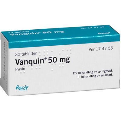 Vanquin 50mg 32st
