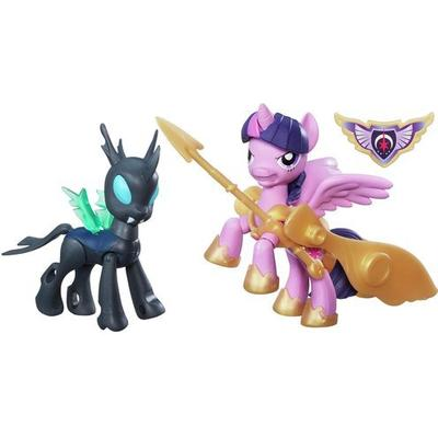 Hasbro My Little Pony Guardians of Harmony Princess Twilight Sparkle V. Changeling B7297