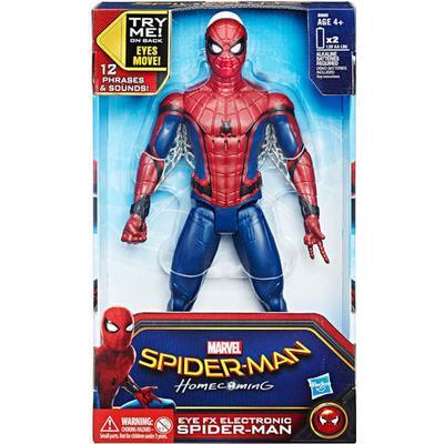 Hasbro Spider-Man Homecoming Eye FX Electronic Spider-Man B9693