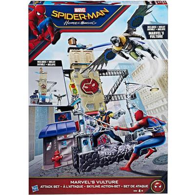 Hasbro Spider-Man Homecoming Marvel's Vulture Attack Set B9692
