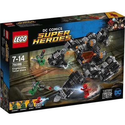 Lego DC Comics Super Heroes Knightcrawler Tunnelattack 76086