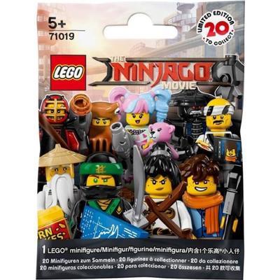 Lego Minifigures the Ninjago Movie 71019