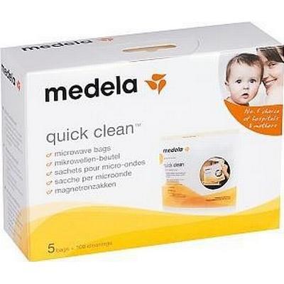 Medela Quick Clean Rengöringspåse 5-st