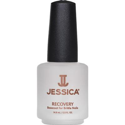 Jessica Nails Recovery Base Coat For Brittle Nails 14.8ml