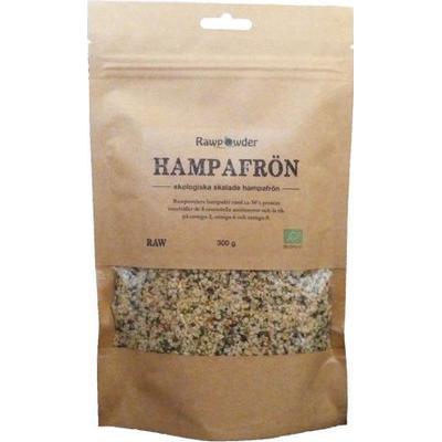 Rawpowder Hemp Seeds 300g
