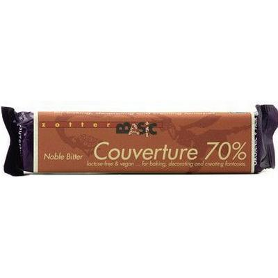 Lindroos Zotter Couverture Chocolate 70% 120g