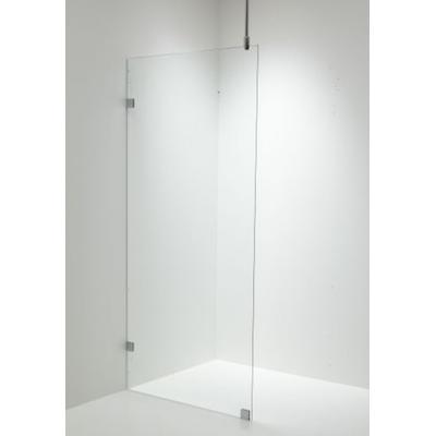 Duschbyggarna Design (6701_90CP) Duschvägg 890mm