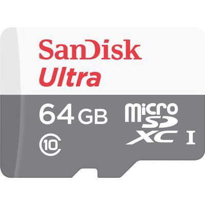 SanDisk Ultra microSDXC UHS-I 48MB/s 64GB