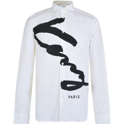 Kenzo Signature Shirt White (F765CH2141GA.01.38)