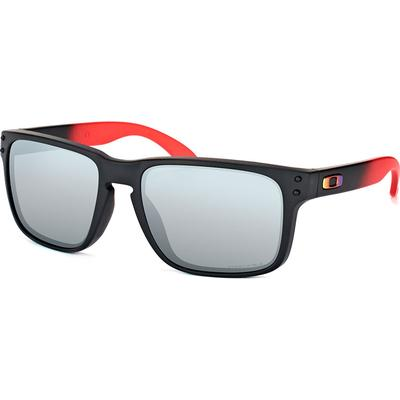 Oakley Holbrook Prizm Polarized Ruby Fade Collection OO9102-D355