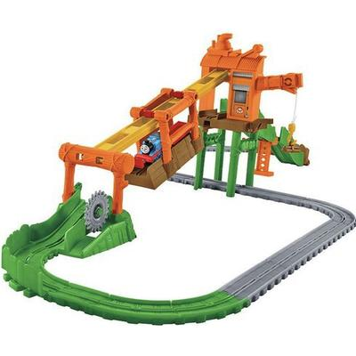 Fisher Price Thomas & Friends Thomas Adventures Misty Island Zip Line