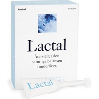 lactal balans gel eller vagitorier