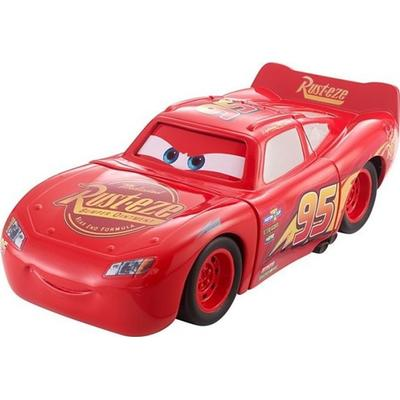 Mattel Disney Pixar Cars 3 Race & Reck Lightning McQueen Vehicle
