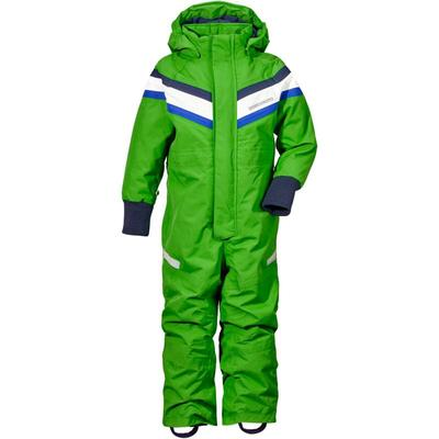 Didriksons Romme Kid's Coverall - Kryptonite Green (172501453364)