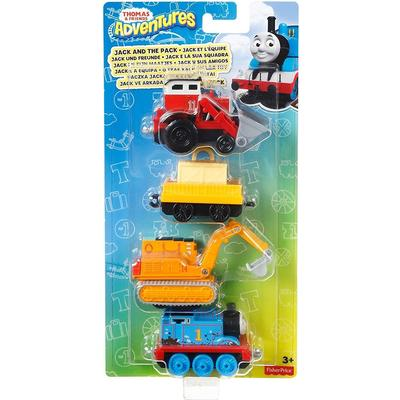 Fisher Price Thomas & Friends Adventures Jack & the Pack