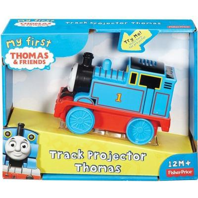 Fisher Price My First Thomas & Friends Track Projector Thomas