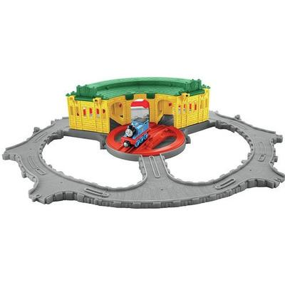 Fisher Price Thomas & Friends Take N Play Tidmouth Sheds Adventure Hub